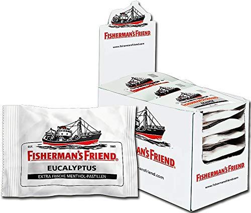 Lutsch dich dämlich: 24x Fisherman's Friend, verschiedene Sorten