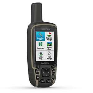 Garmin GPSmap 64sx - Amazon haut raus: Outdoor-Navi vom Feinsten