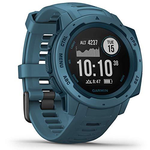 Garmin Instinct GPS Smartwatch, blau