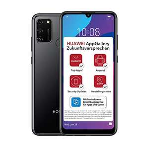 HONOR 9A Dual-SIM Smartphone 6,3 Zoll Display, 64/3GB