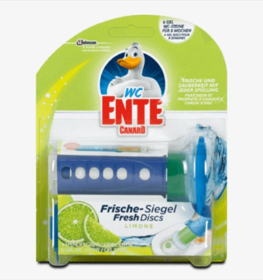 [Marktguru, Interspar] WC Ente Frischesiegel + Nachfüller