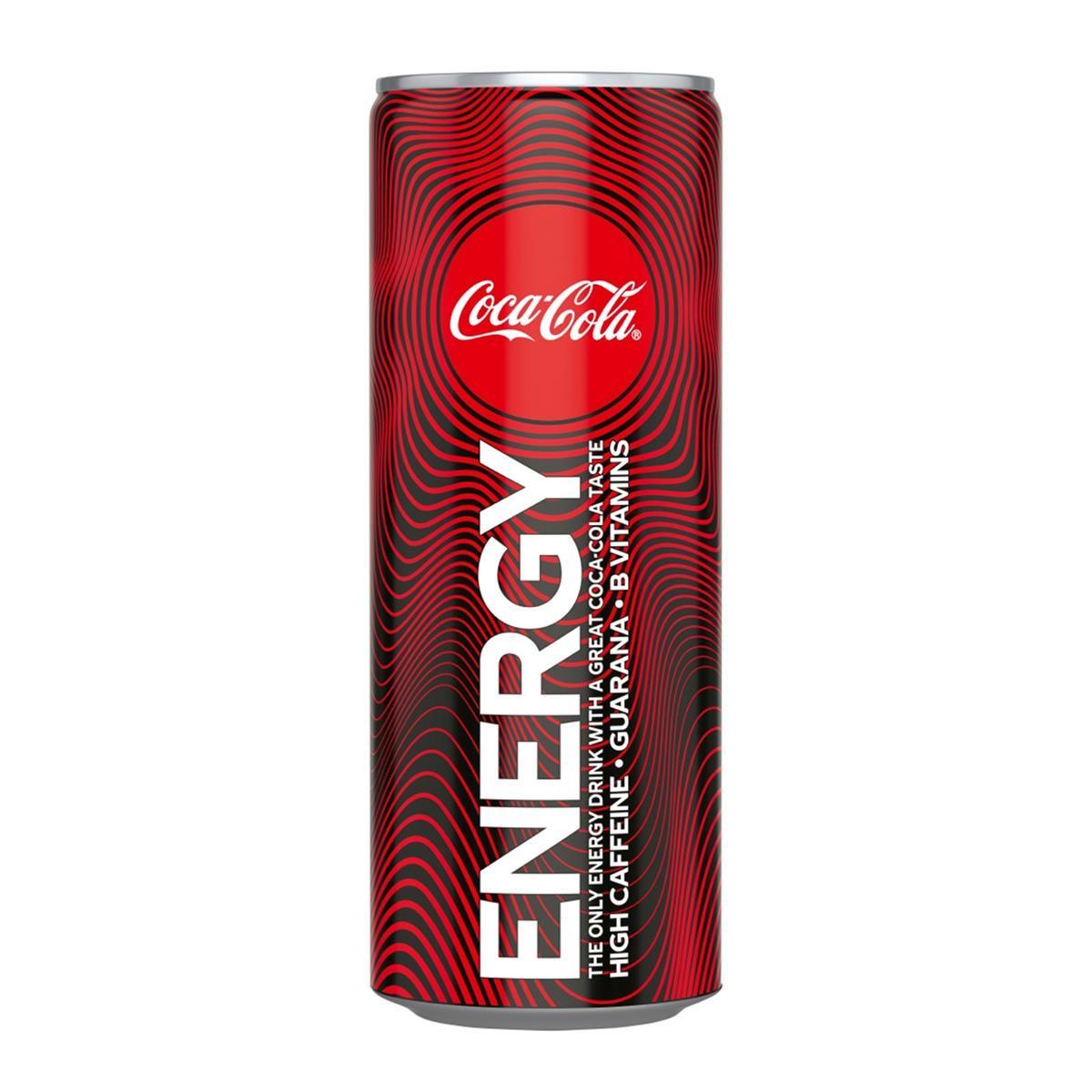 Coke Energy bei Billa + Marktguru Cashback