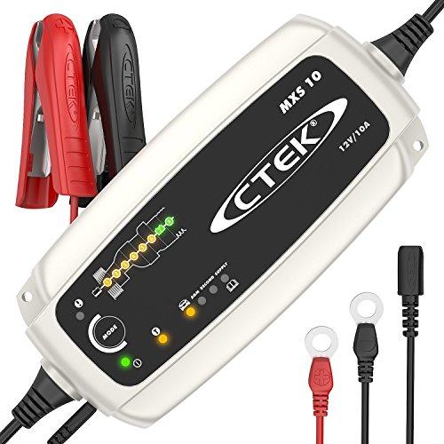 [Prime Day] CTEK MXS 10 - Vollautomatisches Batterieladegerät 12V 10A