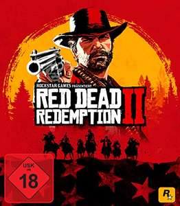 [Amazon] Red Dead Redemption 2 PC