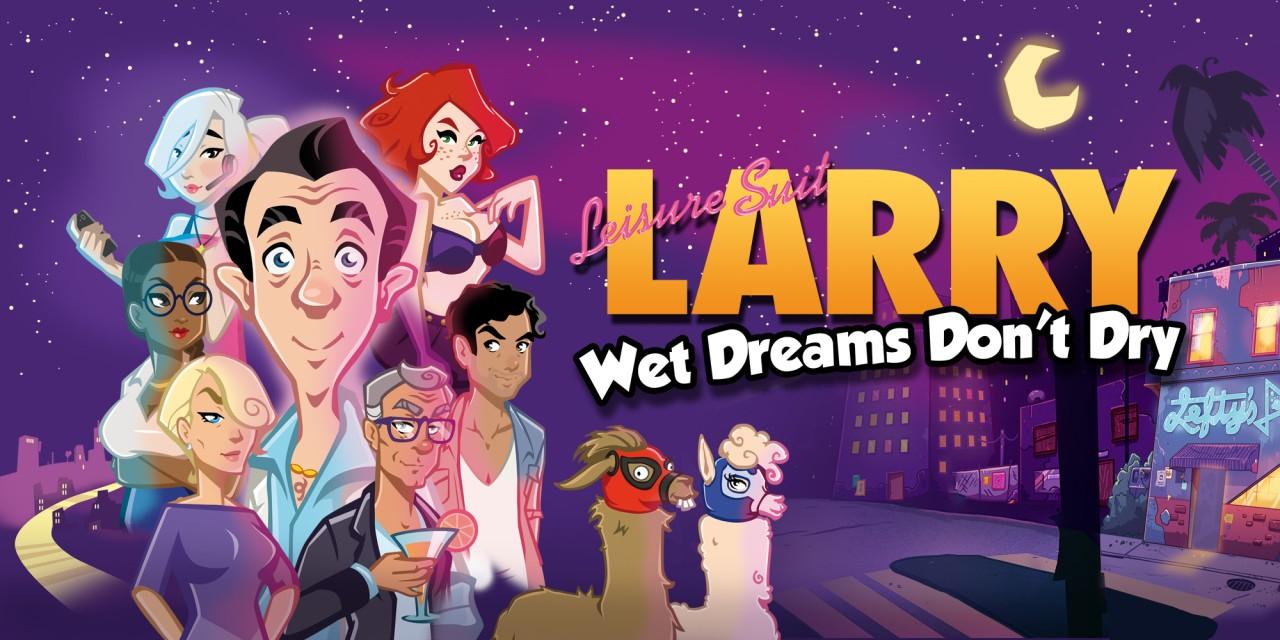 Leisure Suit Larry: Wet Dreams Don't Dry [Switch, Digital]
