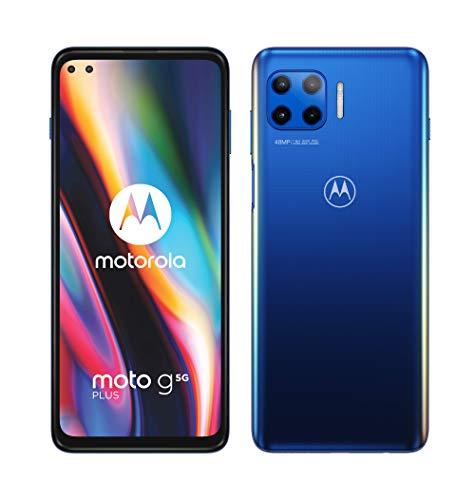Motorola Moto G 5G Plus, 64GB, surfing blue
