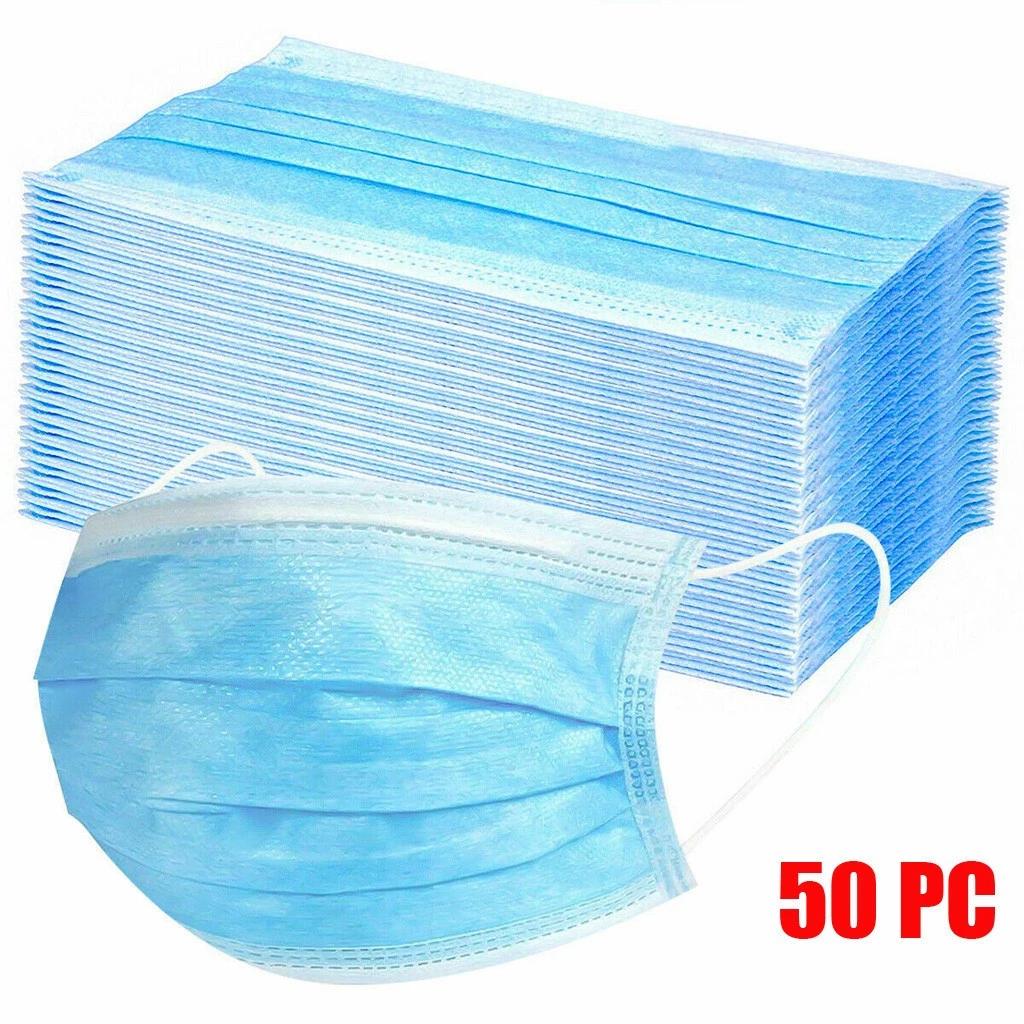 [Aliexpress] 50 Stück Einwegmasken für 2,93€ inkl. Versand aus EU