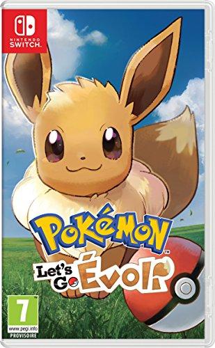 Pokémon: Let's Go - Evoli! (Nintendo Switch)