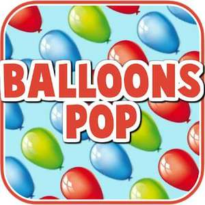 Balloons Pop PRO (Android) gratis im Google Playstore - ohne Werbung / ohne InApp-Käufe -