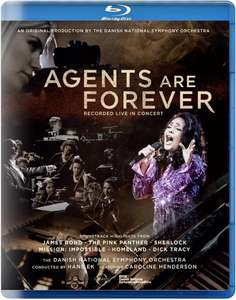"""""""Agents Are Forever"""" Gratis Stream & Gratis Download vom """"The Danish National Symphony Orchestra"""""""
