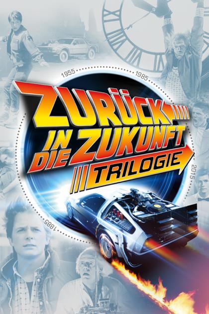 iTunes: Zurück in die Zukunft Trilogie (HD)