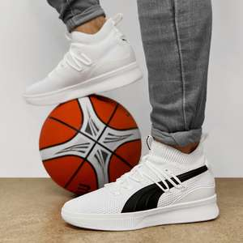 PUMA Clyde Court Herren Basketballschuhe