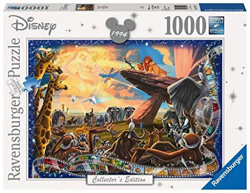 """Ravensburger Puzzle """"Disney - Der König der Löwen"""" 1000 Teile"""
