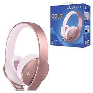 Sony Gold Wireless Headset, Rose Gold Edition