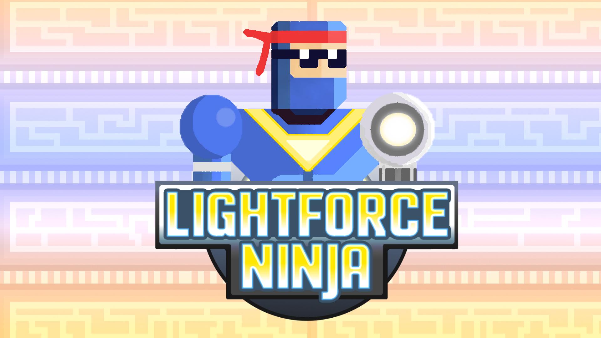 LIGHTFORCE NINJA (Windows PC) gratis auf itch.io
