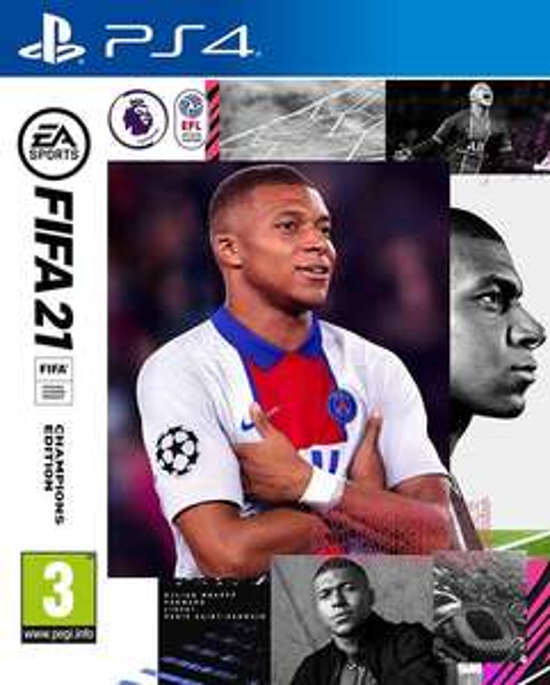 Universal - FIFA 21 - PS4 und Xbox bei Lieferung an Paketshop
