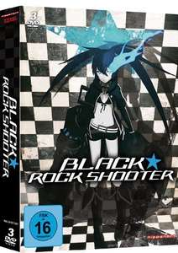 Black Rock Shooter - Gesamtausgabe - [DVD]