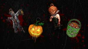 Dead by Daylight (PC/ XBOX One / PS4 / Switch) Halloween Charms gratis