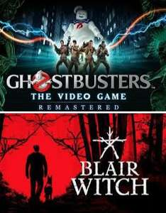 Ghostbusters Remastered (PC) + Blair Witch (PC), 29.10 - 5.11 im Epic Store