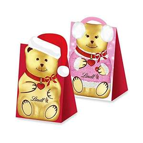 12x Lindt Teddy - kleine Geschenke