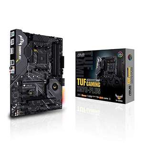 ASUS TUF Gaming X570-Plus, AMD AM4 ATX Mainboard