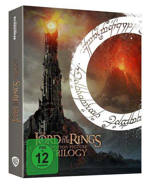 Der Herr der Ringe: Extended Edition Trilogie 4K UHD Remastered