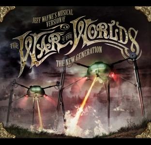 The War of the Worlds (Krieg der Welten) - Jeff Wayne's Full Stage Musical Show aus der Londoner O2 Arena ab 23. Oktober um 20 Uhr