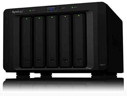 Synology DX517 5 Bay Desktop-NAS-Erweiterungsgehäuse