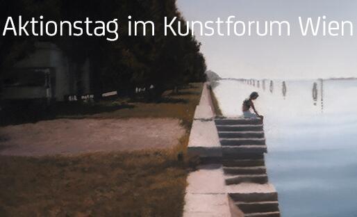 """Kunstforum: Gratis Eintritt am 8. Jänner 2021 für Gerhard Richters """"Landschaften"""" (Bank Austria Kunden)"""