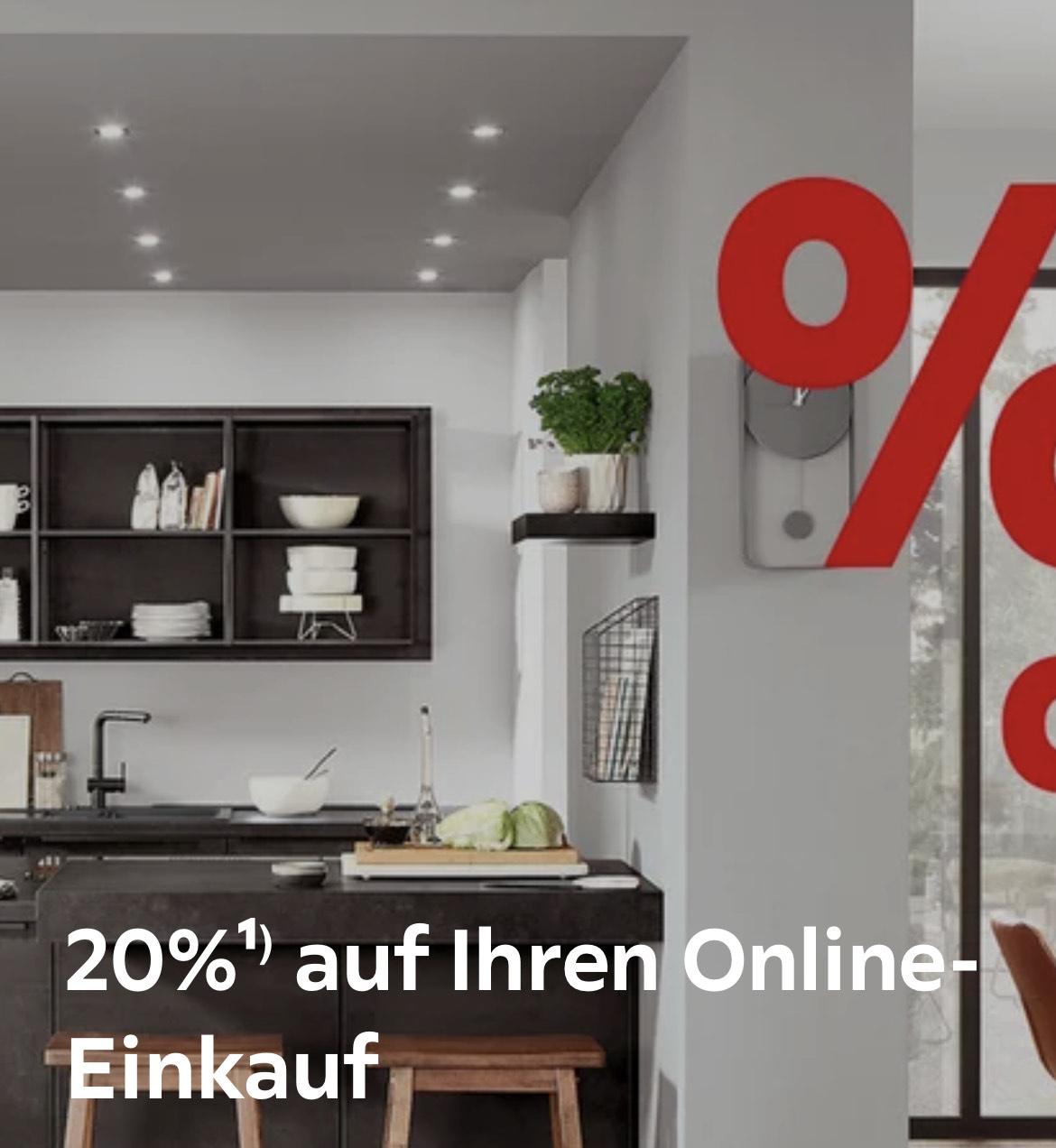 XxxLutz: 20% Rabatt auf viele Artikel, ausgenommen Aktions/Werbeartikel