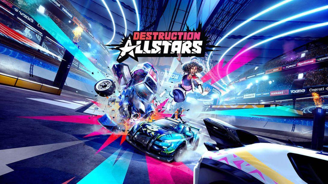 Destruction AllStars (PS5) im Februar 2021 kostenlos als PS Plus Mitglied erhalten statt 79,99 -Info-