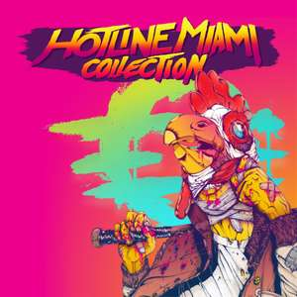 Hotline Miami Collection (Nintendo Switch)