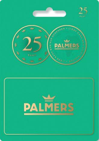 [Interspar] Palmers Wertgutschein EUR 25,-- um EUR 20,--