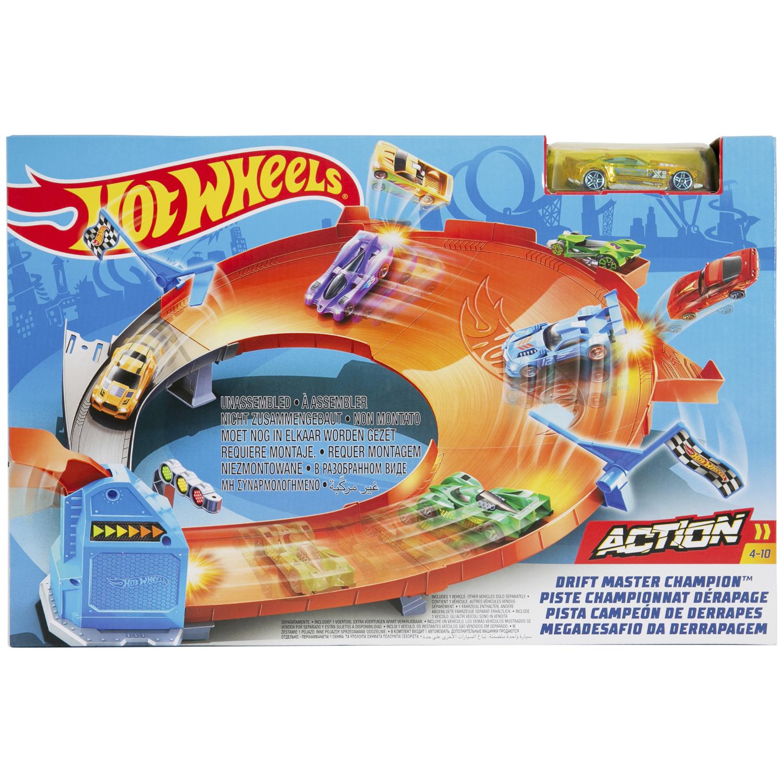 [Action] Hot Wheels Drift Master Champion (verschiedene) um nur 12,95€