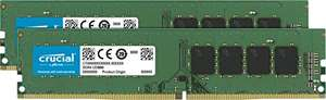 Crucial DIMM Kit 16GB, DDR4-2666, CL19-19-19