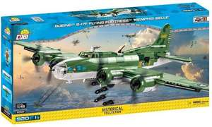 Cobi Historical Collection WW2 - Boeing B-17F Flying Fortress Memphis Belle (5707)