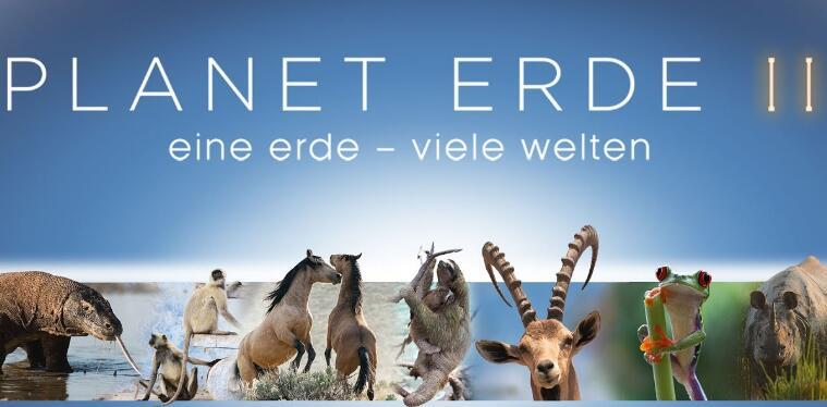 Planet Erde 2 - Eine Erde, viele Welten