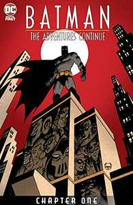 "3 x Gratis Amazon E-Books ""DC Batman Comics : The Adventures Continue 2020"" (Amazon Kindle)"