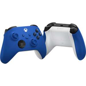 Xbox Series X Wireless Controller shock blue (Xbox S/X, Xbox One/PC)