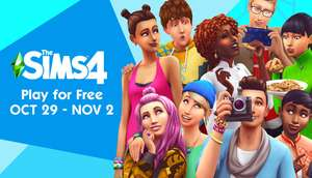 """""""Die Sims 4"""" gratis spielbar bis 1.11."""