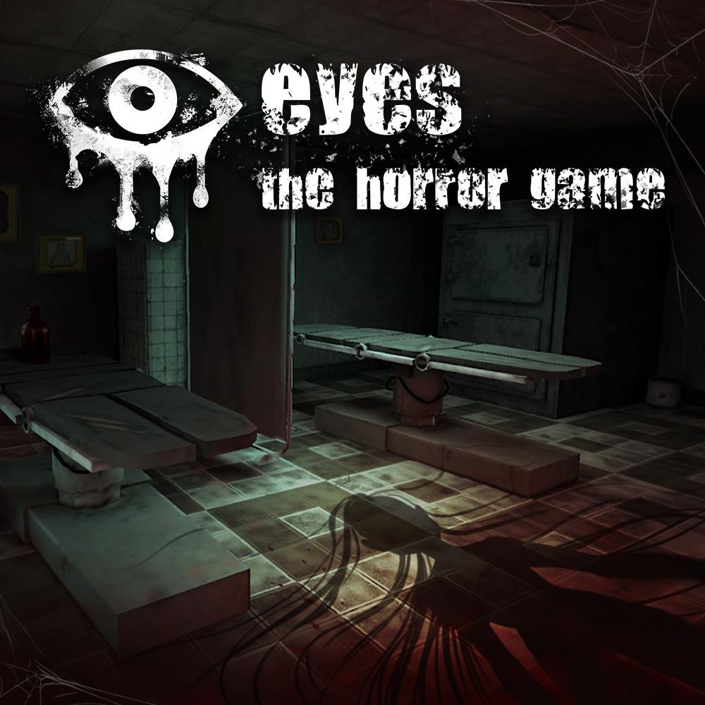Eyes: The Horror Game heute kostenlos für Nintendo Switch bei Besitz eines QubicGames Spiels