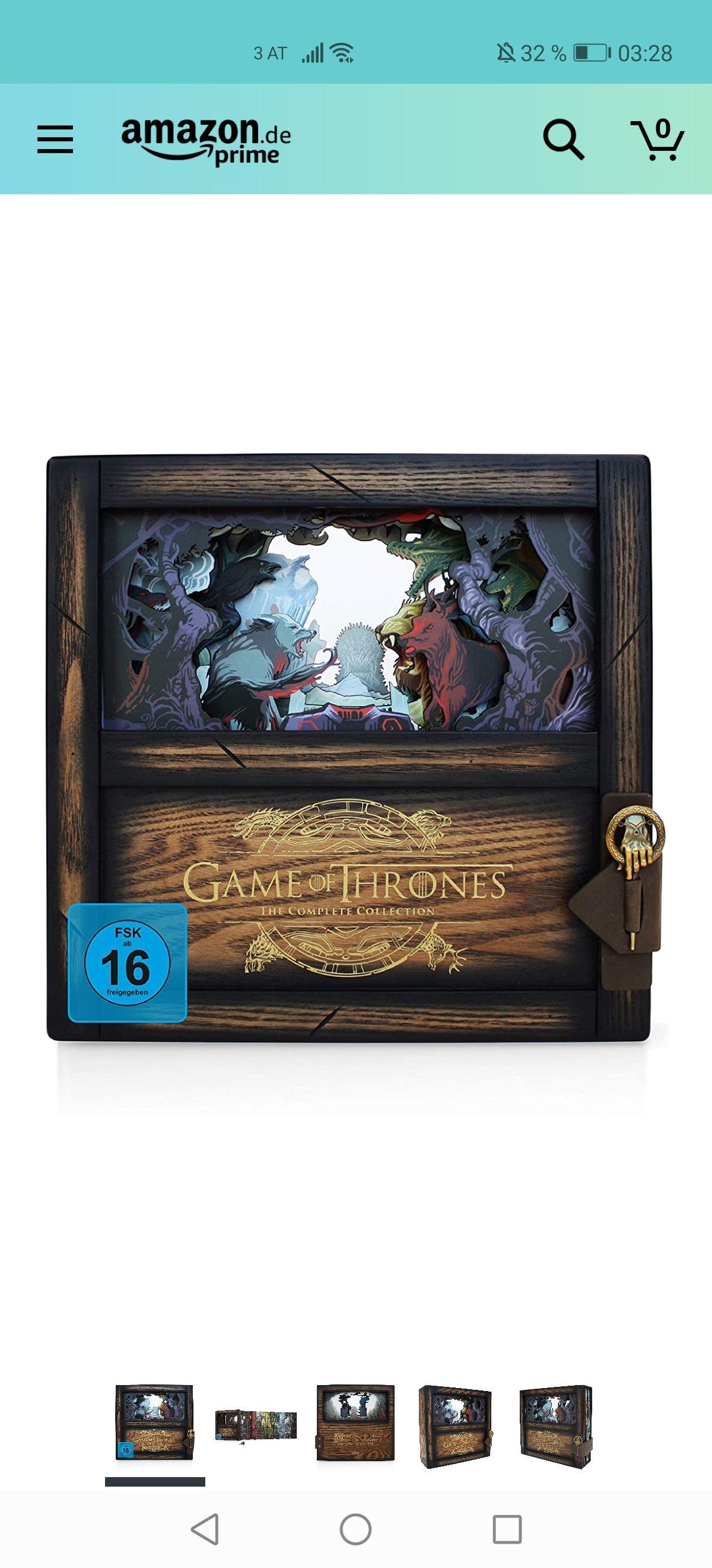 Got limited edition Staffel 1-8