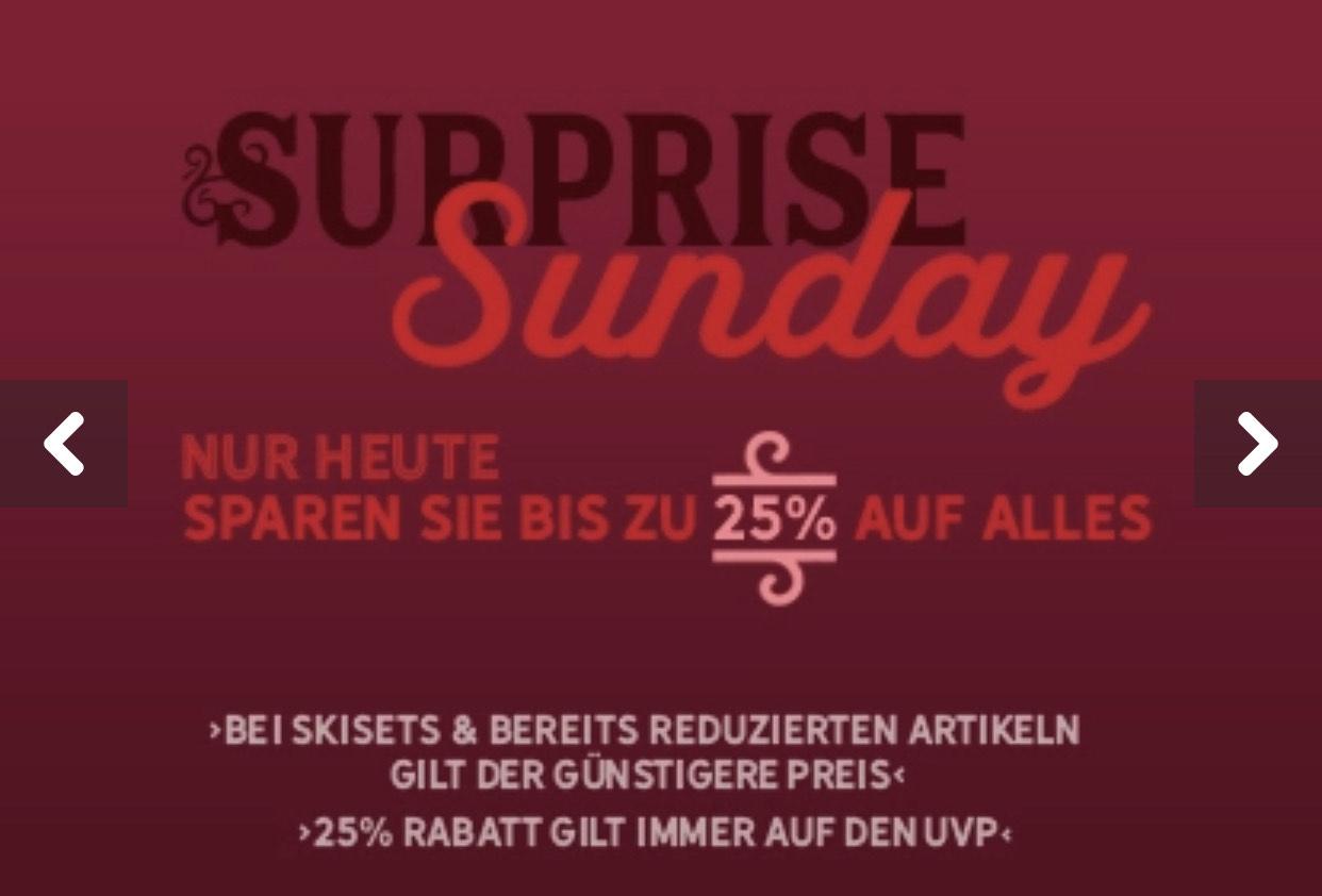 Bis zu (!!!) -25% Sport Conrad
