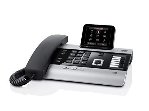 Gigaset DX800A All-In-One ISDN-Telefon mit Anrufbeantworter
