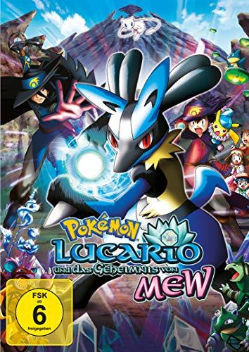 Pokémon – Lucario und das Geheimnis von Mew gratis Stream auf Pokemon.com