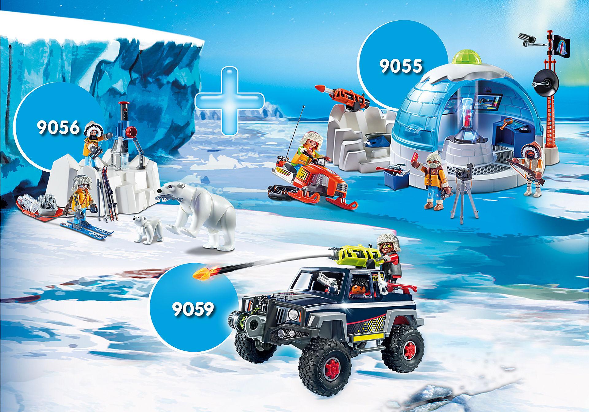 Playmobil Bundle Polar-Expedition inlk. Versand + 15% Rabatt (+viele weitere Bundles)