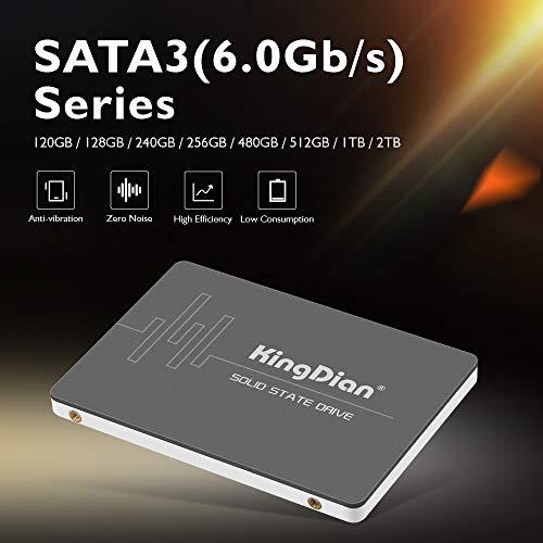 [AmazonDeal] KingDian 2TB SATAIII 3D NAND SSD Solid State Drive