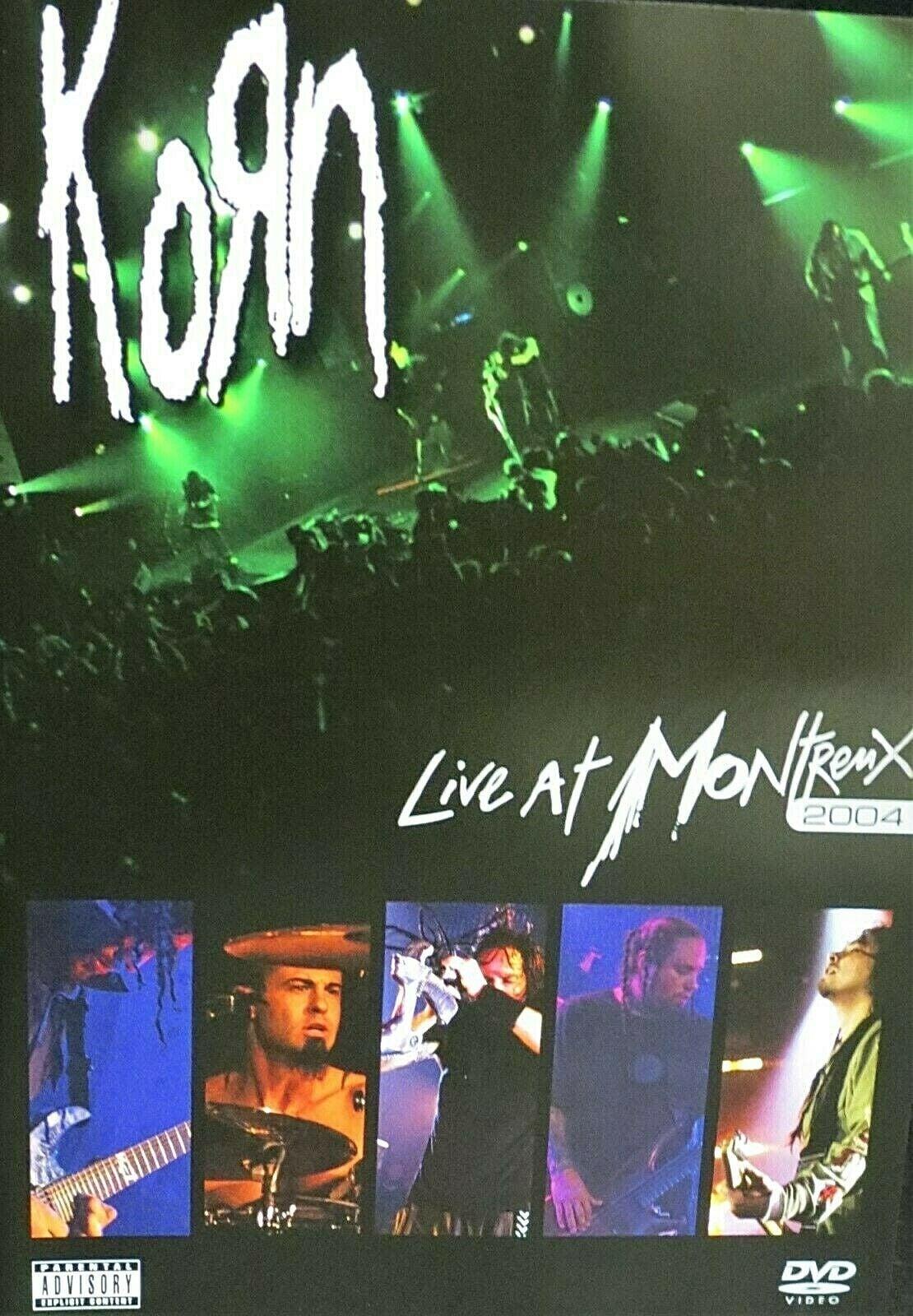"""""""KoRn: Live at Montreux"""" Konzert derzeit gratis als Stream & Download anstatt 6,56 Euro"""
