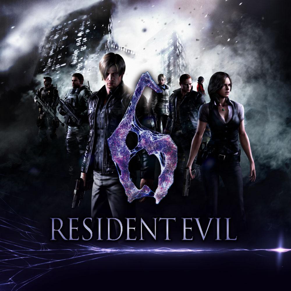 Resident Evil 6 (Nintendo Switch)