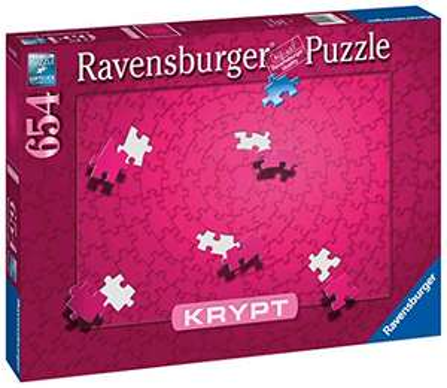 Ravensburger Puzzle Krypt pink